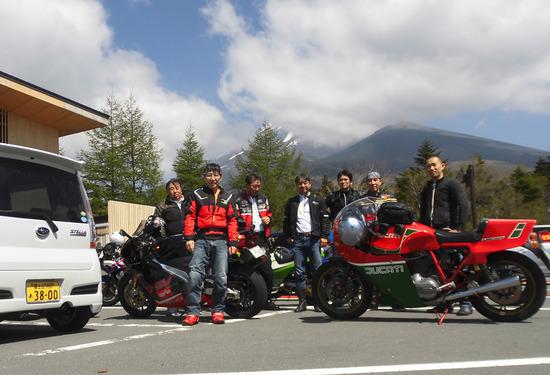 170520 富士山スカイラインツー (12)