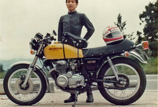 過去のバイク達 (1)