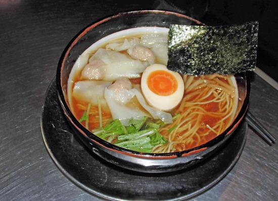 170514 宮ケ瀬ミー ZUND-BAR ワンタン麺