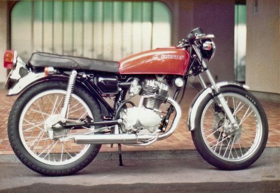 過去のバイク達 (4)