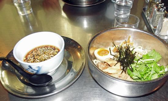 170514 宮ケ瀬ミー ZUND-BAR 甘露つけ麺 冷
