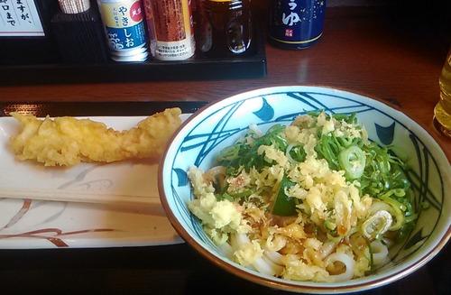 丸亀製麺20160727