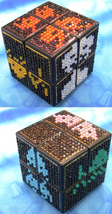 SpaceInvadersRubik'scube