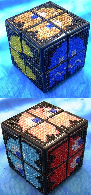 PacmanRubik'sCube.