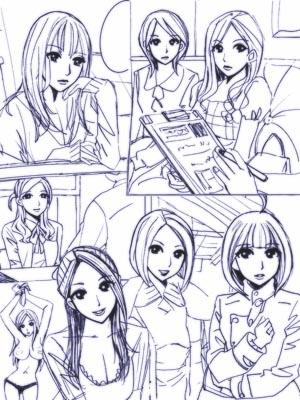 エロすぎる姉の二次エロ画像まとめ(゚д゚)その4597