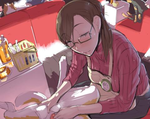 【虹エロ画像】 ねえさまの欲しいなぁ |ω・`)チラチラその3874