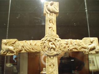 十字架 背面