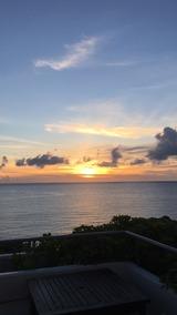 2017沖縄の空