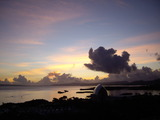 沖縄の朝日5