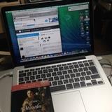 新しいMacBookProRetina13