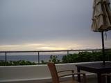 沖縄の夕方