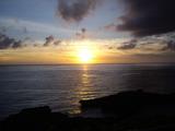 沖縄の夕日2