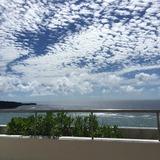沖縄の雲2016