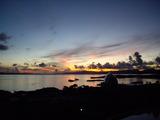 沖縄の朝日1