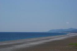 七厘御浜海岸
