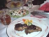お昼ご飯@Kazimierz