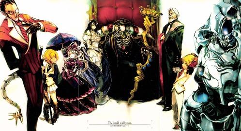 オーバーロード 1 不死者の王_003