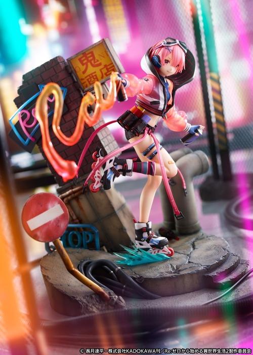 ラム -Neon City Ver.-01