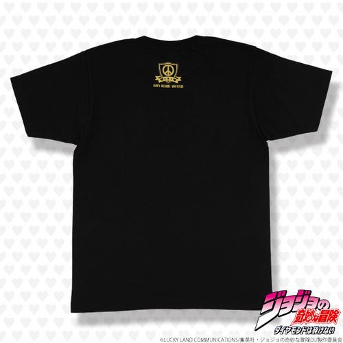 ピースマーク柄Tシャツ_3