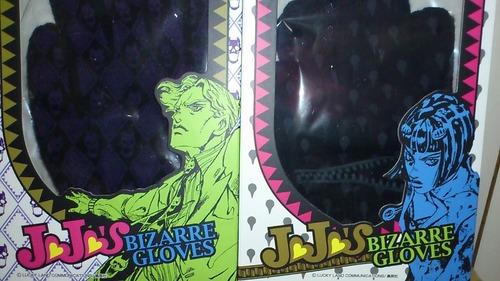 ジョジョの奇妙な冒険スマホ対応手袋
