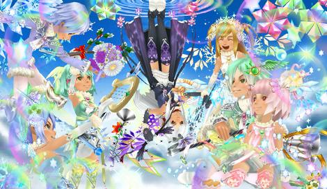 Heavens Fall(エフェあり)