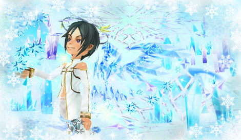 リドルぼっちゃん新システム 氷の世界2(フリーサイズ)