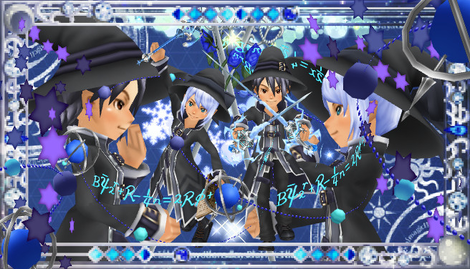 ヒバリ THE BLACK MAGES