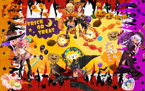 Halloween 2017(リテイク完成版)