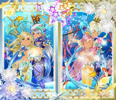ロザリー Mermaid