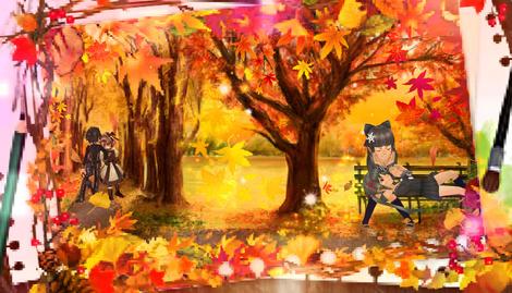 秋の憧憬(男女追加完成版)