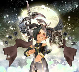 リドルぼっちゃん新システム 月夜を狩る死神(フリーサイズ)