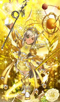 るうきちアバ新システム 黄金聖衣 乙女座のシャカ