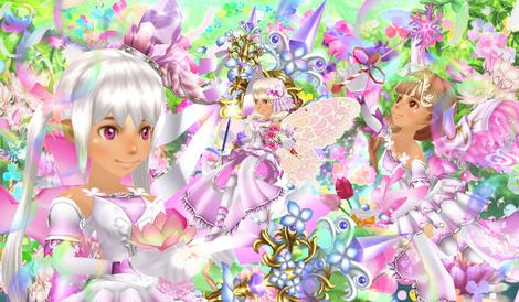 フェアリーローズ一式 Fairy Tale(エフェ普通)