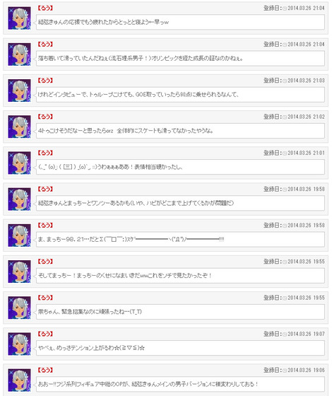 世界フィギュア実況その1(男子SP)