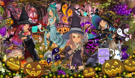 魔女の棲む森