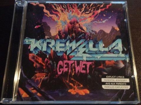 GET WET - Krewella 【CD】