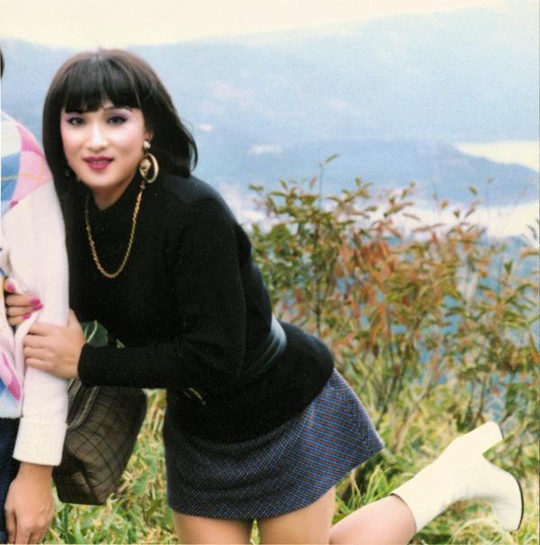 宮崎留美子女装変遷14/1990年代後半