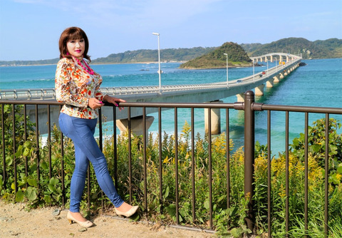 海の絶景2/角島大橋
