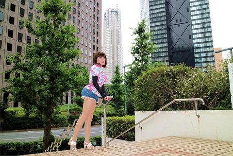 新宿高層ビル街1