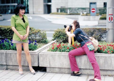 新宿写真撮影1