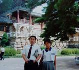 韓国修学旅行