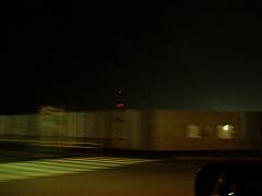 ザウス跡地 南船橋駅側から