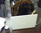 MacBook@プレスルーム