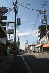 米町商店街