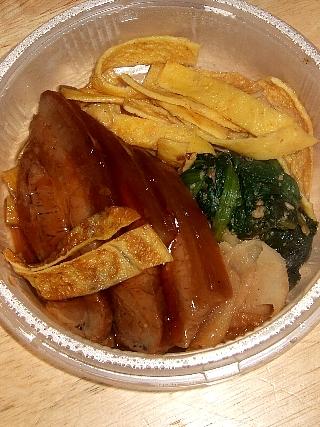つばめ豚角煮丼04