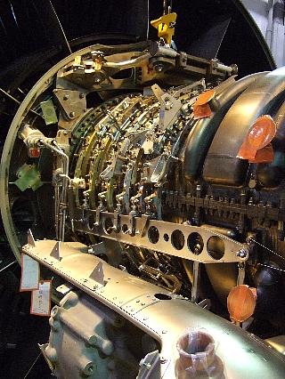 ANAエンジン整備工場見学23