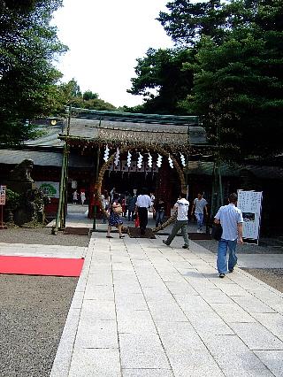 大国魂神社01