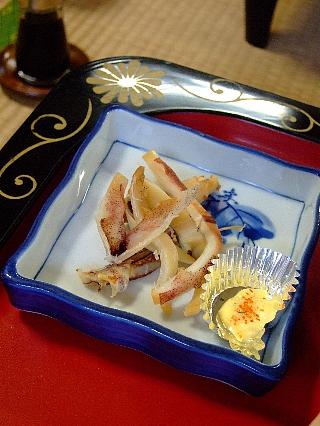 飛島夕食06