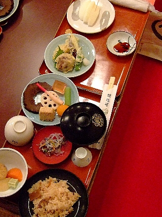 成田山坊入り料理02