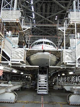 ANA機体整備工場見学18re